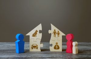 How Is Real Estate Divided in Divorce